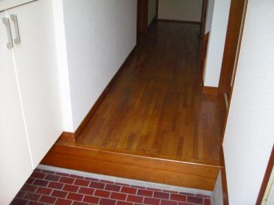 【玄関】グリンピアハウス