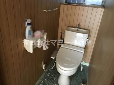 【トイレ】松本3丁目借家Y