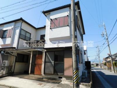 【外観】松本3丁目借家Y