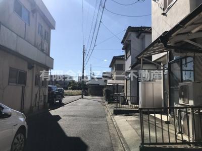 【展望】松本3丁目借家Y