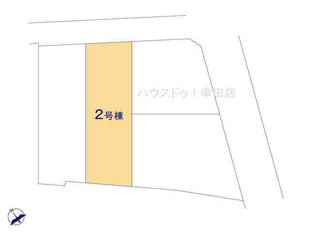 区画図 ※図面と異なる場合は現況を優先 2021-10-14