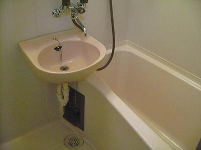 【浴室】ミカドハイツ