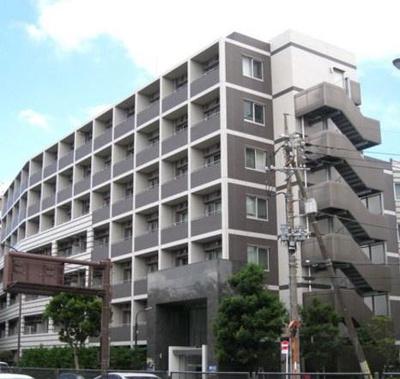 【外観】エコロジー都立大学レジデンス