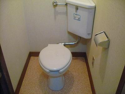 【トイレ】ミカドハイツ