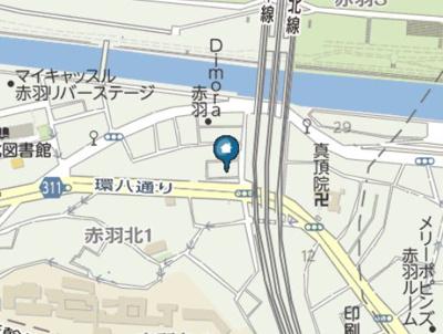 【地図】Groove.A(グルーヴドットエー)