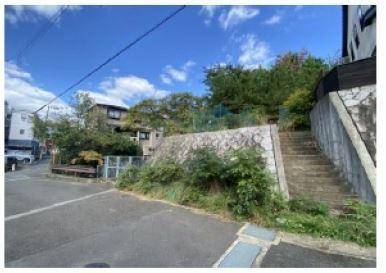 【外観】左京区銀閣寺前町 建築条件無し 売土地
