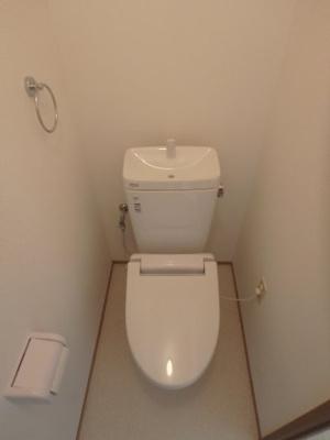 【トイレ】グリステンハイツ
