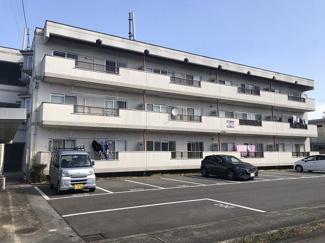 【外観】影山第3マンション