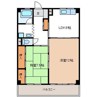 影山第3マンション