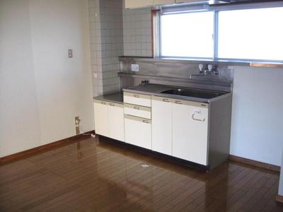 【キッチン】影山第3マンション