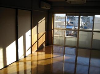 【居間・リビング】影山第3マンション