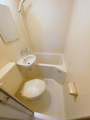 【浴室】ヴィラ上町