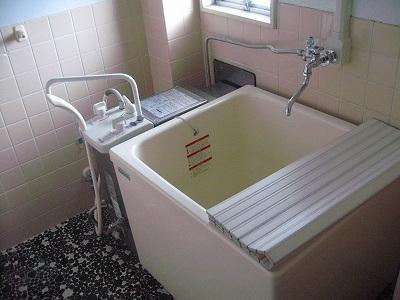 【浴室】影山第一マンション