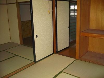 【居間・リビング】影山第一マンション