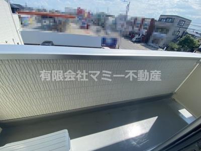 【バルコニー】東日野1丁目事務所T