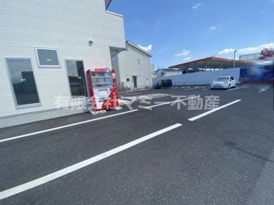 【駐車場】東日野1丁目事務所T