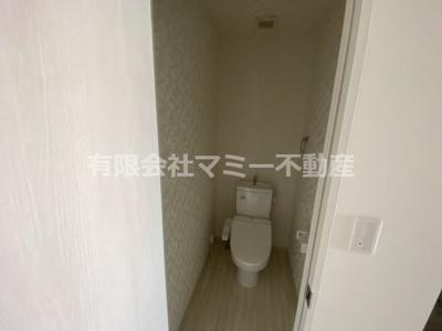 【トイレ】東日野1丁目事務所T