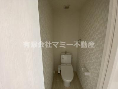 【トイレ】東日野1丁目住居T