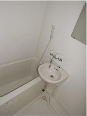 【浴室】メゾネット泉