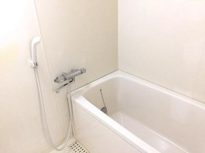 追い焚き付き浴室