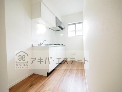 【キッチン】T.A足立区足立2丁目ⅡC棟