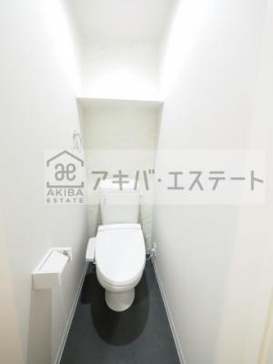 【トイレ】T.A足立区足立2丁目ⅡC棟
