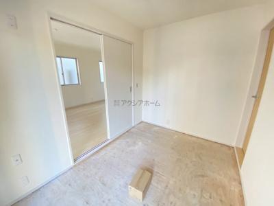 【前面道路含む現地写真】所沢市中富南1丁目・全7棟 新築一戸建 6号棟