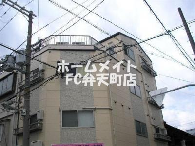 【外観】やまさコート元町