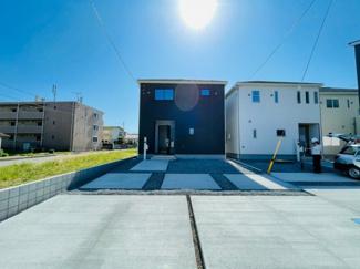 【駐車場】沼津市今沢第3 新築戸建 1号棟