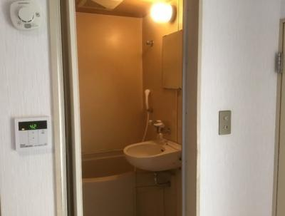 【浴室】ビクトリーコート
