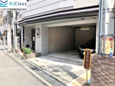 【駐車場】エステムコート神戸元町通