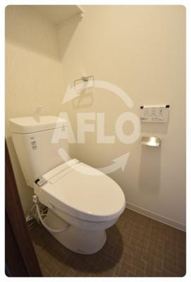 ジアコスモ大阪イーストゲート トイレ