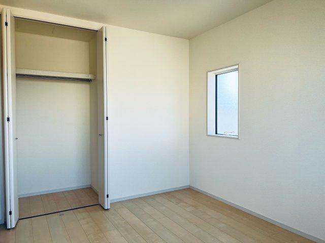 【同仕様施工例】6帖の洋室です。