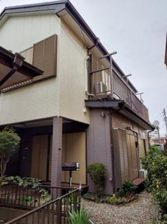 【外観】三浦市初声町和田 一戸建