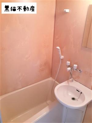 【浴室】プレスイン城下