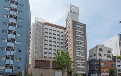 【外観】四谷コーエイマンション
