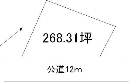 【土地図】那珂郡東海村須和間土地
