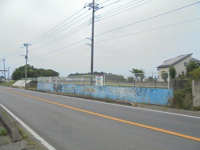 【前面道路含む現地写真】那珂郡東海村須和間土地