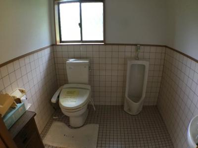 【トイレ】西芦田中古住宅