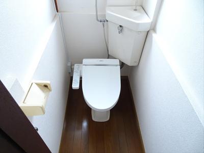 【トイレ】富士見ハイツ