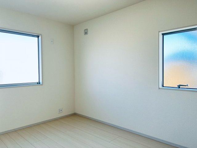 【同仕様施工例】6.5帖の洋室です。