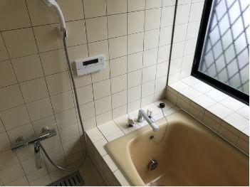 【浴室】吉祥寺北町2丁目貸家