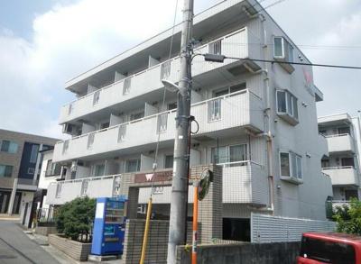 【外観】ウィンベルソロ鶴川第1
