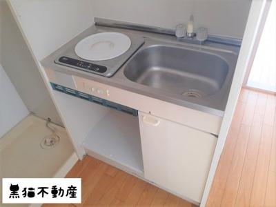 【キッチン】HAUS-MIZUHO