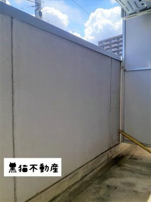 【バルコニー】HAUS-MIZUHO
