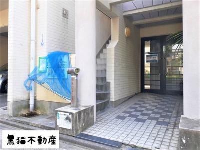 【エントランス】サンシャイン尾頭橋