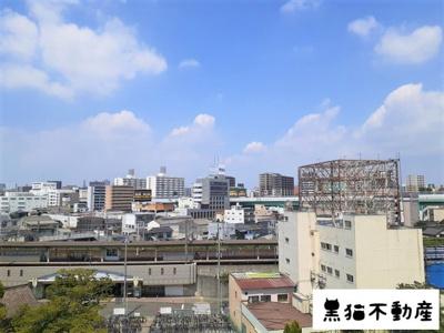 【展望】サンシャイン尾頭橋