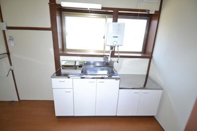 【キッチン】エジリ貸住宅