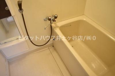 【浴室】ホーユウリレント弘明寺第二