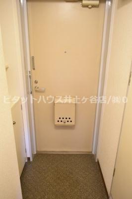 【玄関】ホーユウリレント弘明寺第二